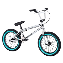 FITBIKECO Misfit 16 BMX Bike Chrome