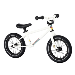 FITBIKECO Misfit Balance Bike Winter White