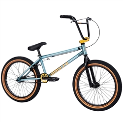 "FITBIKECO Series One 20.25"" BMX Bike Trans Ice Blue"