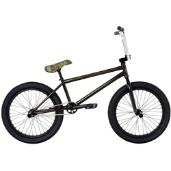 "FITBIKECO STR 20.75"" Bike Trans Gloss Black"
