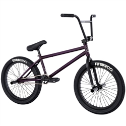 "FITBIKECO STR Freecoaster 20.75"" Bike Trans Matte Purple"