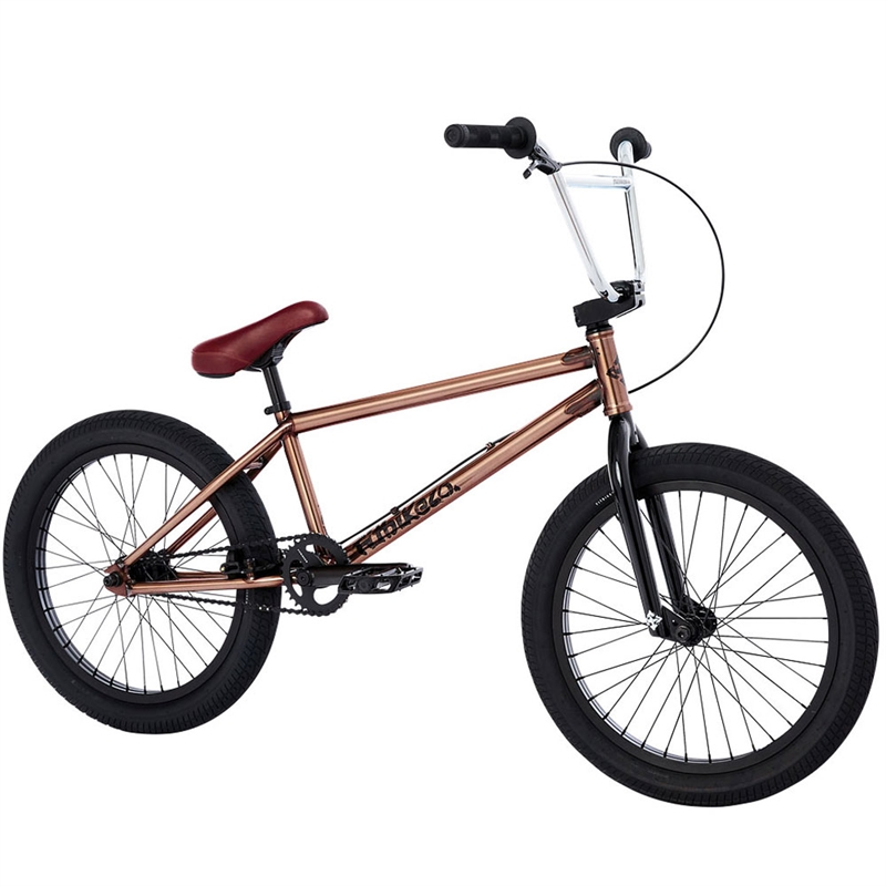 "FITBIKECO TRL 21.25"" Bike Trans Gold"