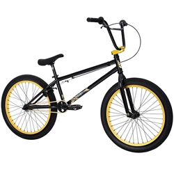 FITBIKECO Series 22 BMX Bike Gloss Black