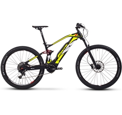 Fantic XF1 Integra 140 Trail eMTB