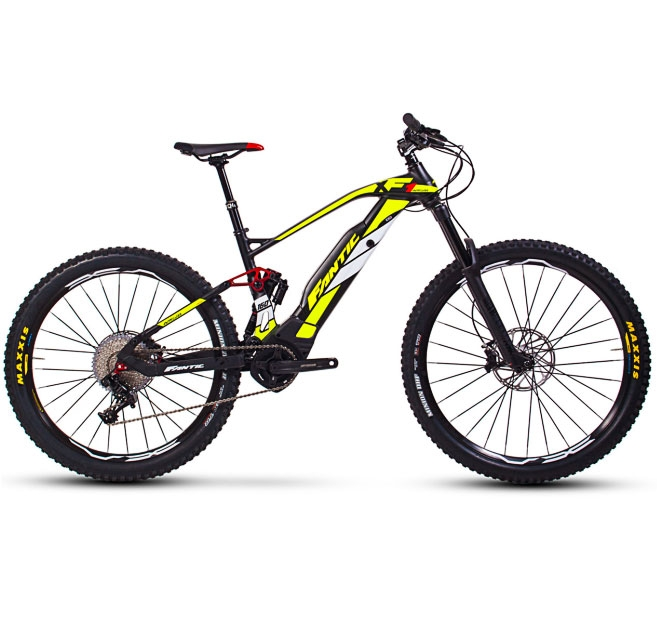 Fantic XF1 Integra 160 Race eMTB