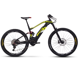 Fantic XF1 Integra Carbon 160 eMTB