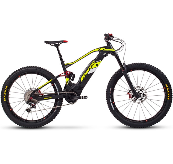 Fantic XF1 Integra Carbon One eMTB
