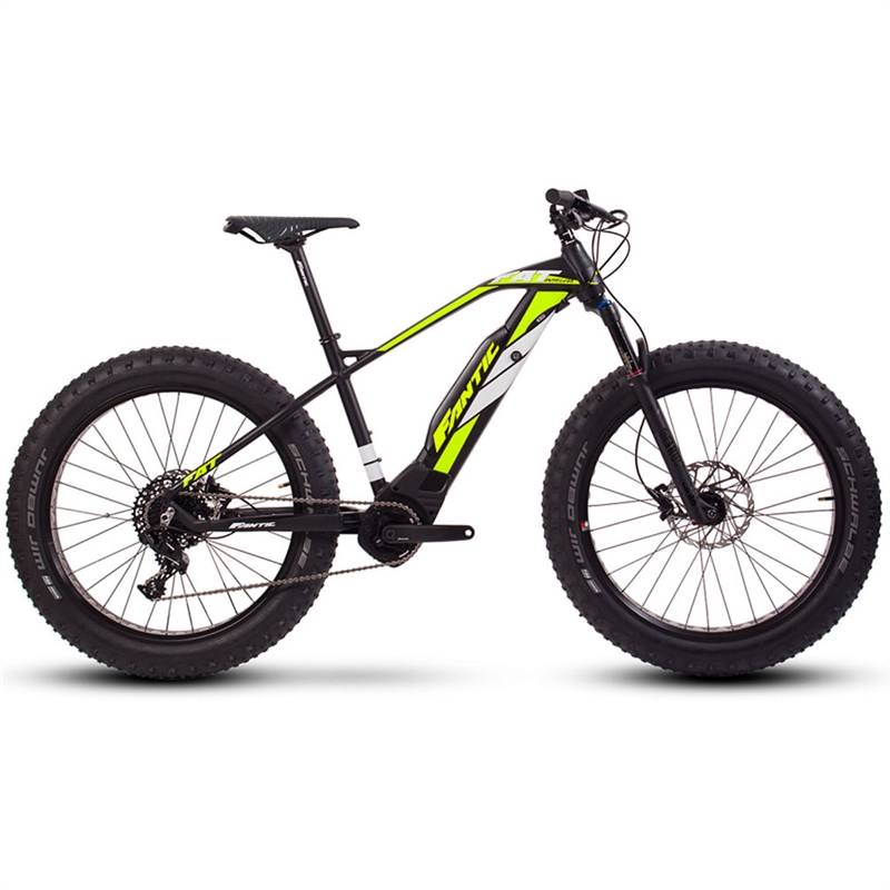 Fantic Fat Sport Integra eMTB