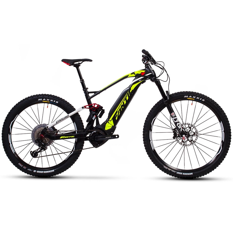 Fantic XF1 Integra 160 Race Enduro eMTB