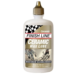 Finish Line Ceramic Wax Lube 4oz Drip