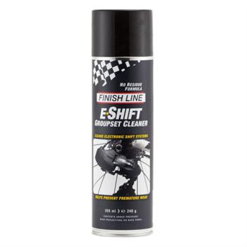 Finish Line E-shift groupset cleaner, 17oz aerosol ORM-D