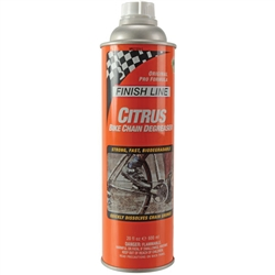 Finish Line Citrus BioSolvent 20oz Bottle