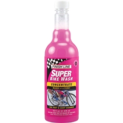 Finish Line Super Bike Wash Concentrate 16oz