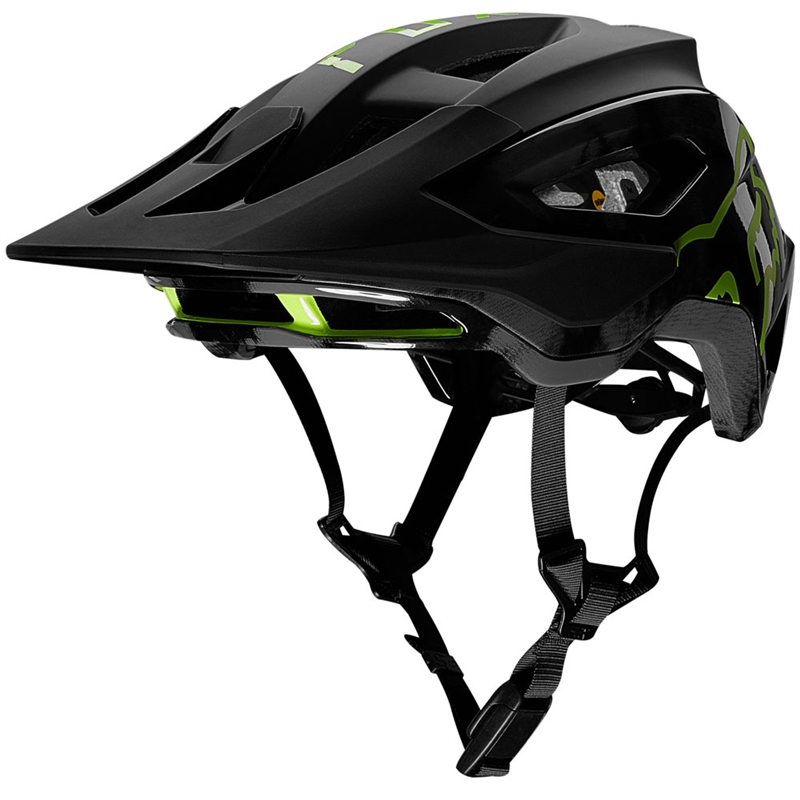 Fox Racing Speedframe Pro Helmet Elevated