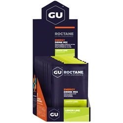 GU Roctane Energy Drink Mix Box of 10