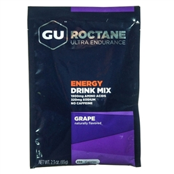 GU Roctane Energy Drink Mix Singles