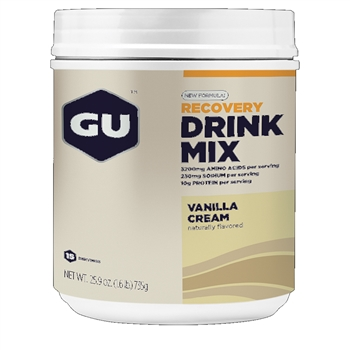GU Recovery Drink Mix 15 Serving