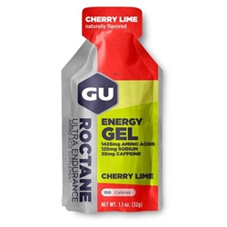 GU Roctane Energy Gel Singles
