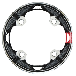 Gamut P30s dual ring chainguide, 34-36t - 4B/104BCD