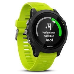Garmin GPS Forerunner 935 Tri-bundle Black/Yellow
