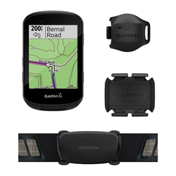 Garmin Edge 530 Bundle Cycling Computer