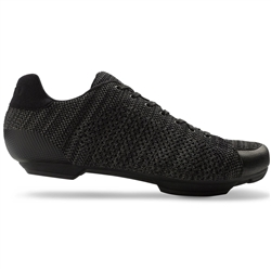 Giro Republic R Knit Road Shoe Black/Charcoal Heather