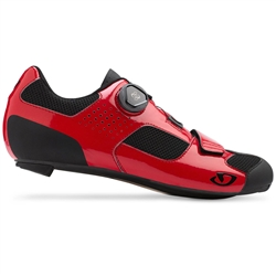 Giro Trans BOA Road Shoe Bright Red/Black
