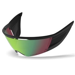 Giro Vanquish Shield Vivid Road Emerald Lens