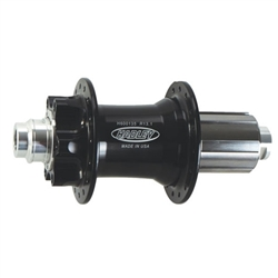 Hadley SDH thru-axle rear disc hub, 12x142mm - 32h