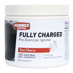 Hammer Fully Charged Drink Mix 30 Serving Tart Cherry