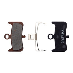 Hayes Dominion A4 Disc Brake Pads Semi-Metallic T106