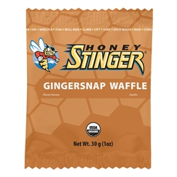 Honey Stinger Organic Stinger Waffle Box of 16