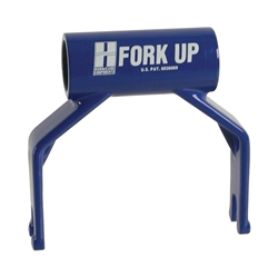 Hurricane Components Fork Up Lefty Rack Adapter