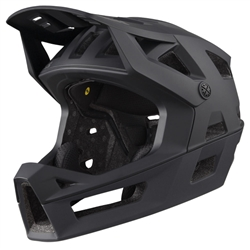 IXS Trigger Full Face MIPS Helmet: One of the lightest (+/- 595g) all-mountain, trail and enduro full face helmets designed for all day comfort regardless of your riding discipline.
