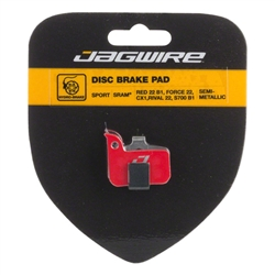 Jagwire Disc Brake Pads For Sram Red Road Hydraulic