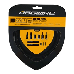 Jagwire Pro Brake Cable Kit Road