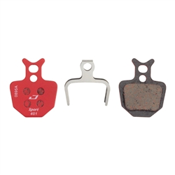 Jagwire Mountain Sport Semi-Metallic Disc Brake Pads for Formula ORO