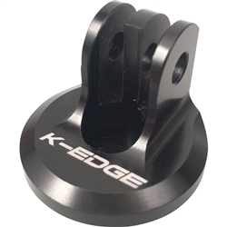 K-EDGE Go Big GoPro Top Cap Mount Black