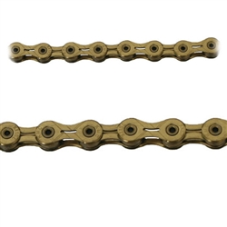 KMC X-11SL Superlite 11sp chain, gold