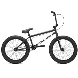 "Kink Curb 20"" BMX Bike Matte Dusk Black"