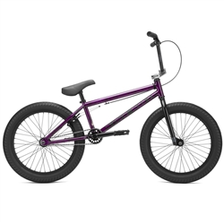 "Kink Curb 20"" BMX Bike Gloss Smoked Fuchsia"