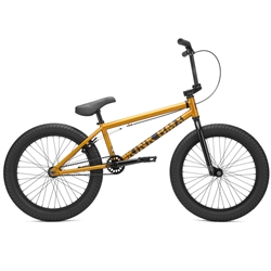 "Kink Curb 20"" BMX Bike Matte Orange Flake"