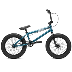 "Kink Carve 16"" BMX Bike Gloss Digital Teal"