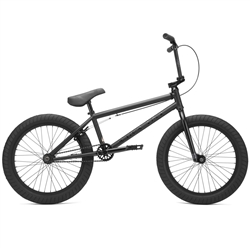 "Kink Launch 20.25"" BMX Bike Matte Dusk Black"