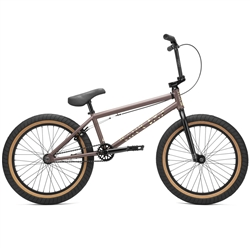 "Kink Launch 20.25"" BMX Bike Matte Truffle Brown"