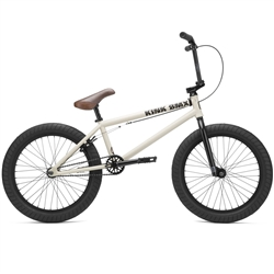 "Kink Gap 20.5"" BMX Bike Matte Bone White"
