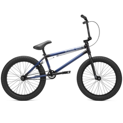 "Kink Gap FC 20.5"" BMX Bike Gloss Friction Blue"