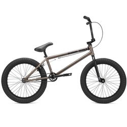 "Kink Gap XL 21"" BMX Bike Gloss Raw Copper"