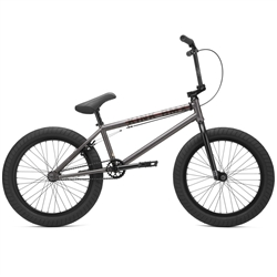 "Kink Whip 20.5"" BMX Bike Matte Granite Charcoal"