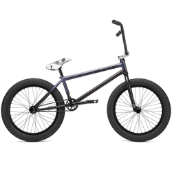 "Kink Switch 20.75"" BMX Bike Matte Gravity Purple"